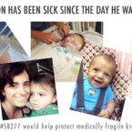 Our (Herd) Immunity Protects Medically Fragile Kids Like Gideon