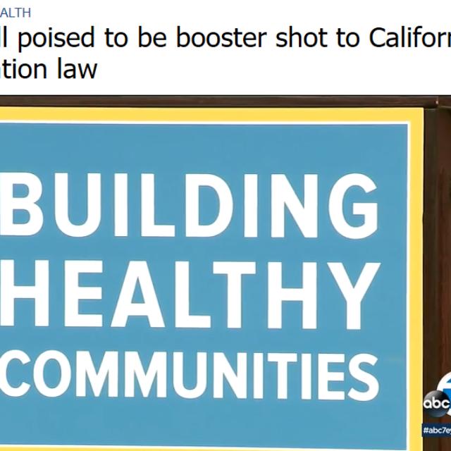 building healthy
